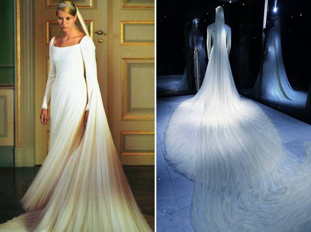 Die schönsten berühmten Brautkleider - Edition Royale - festlicher