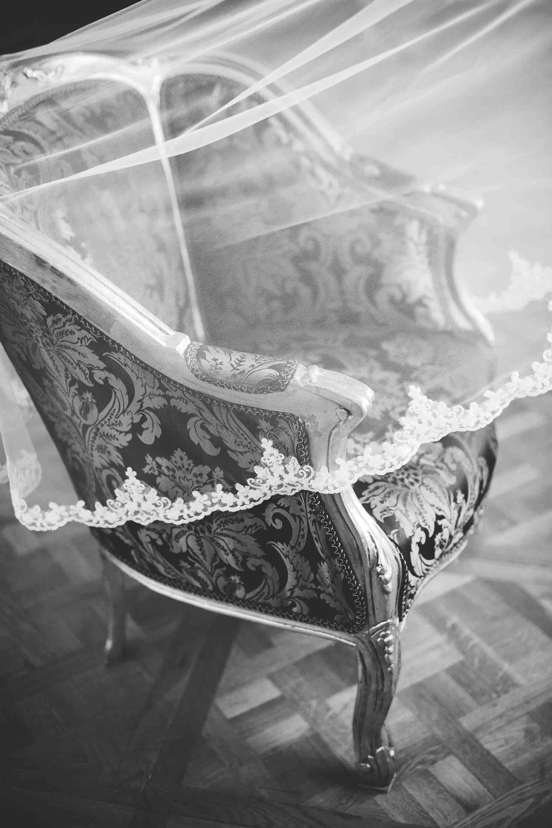barocker Sessel